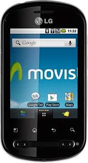 LG Optimus Me (P350)