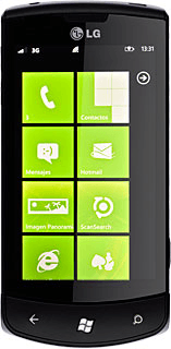 LG Optimus 7 (E900)